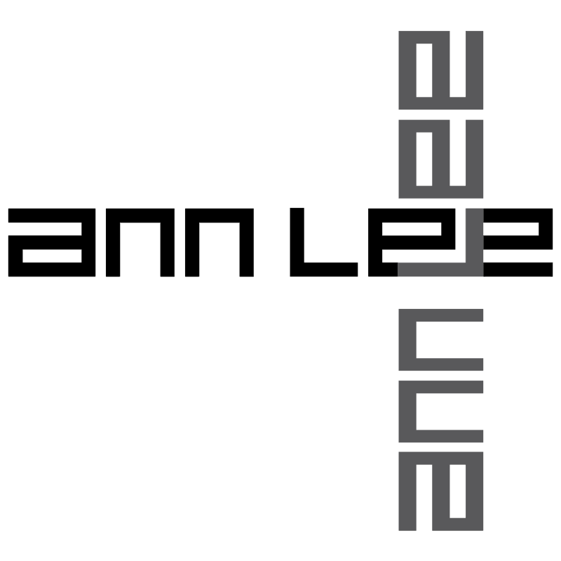 Ann Lee vector logo