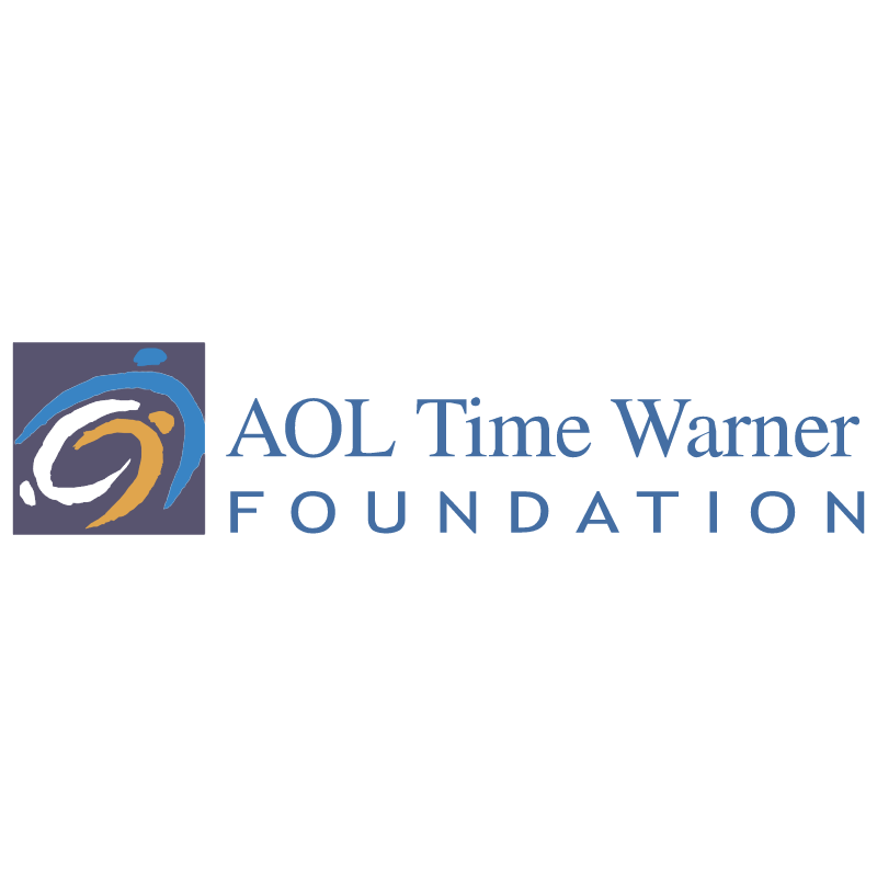 AOL Time Warner Foundation vector logo