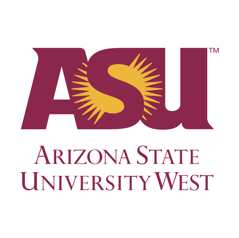 ASU West 80471 vector logo