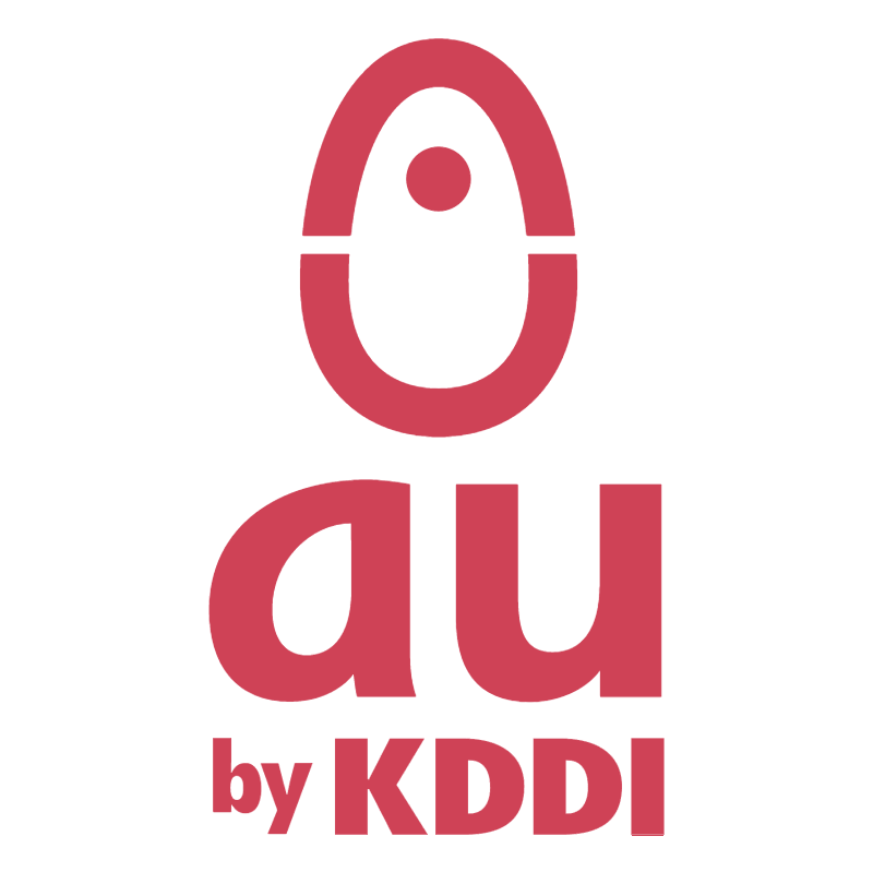 AU by KDDI vector