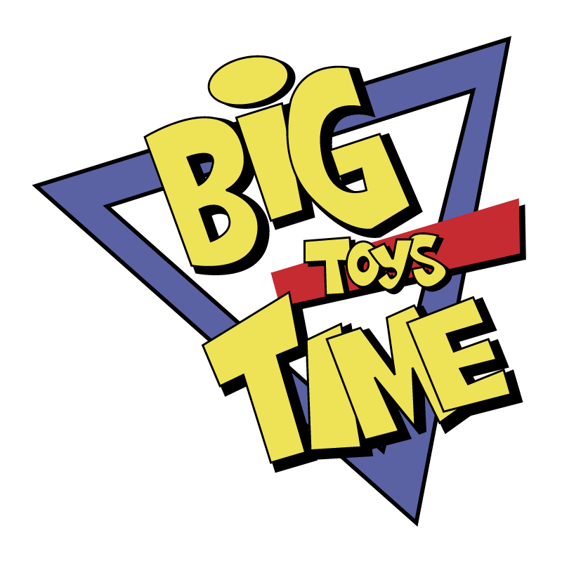 Big Toys Time vector