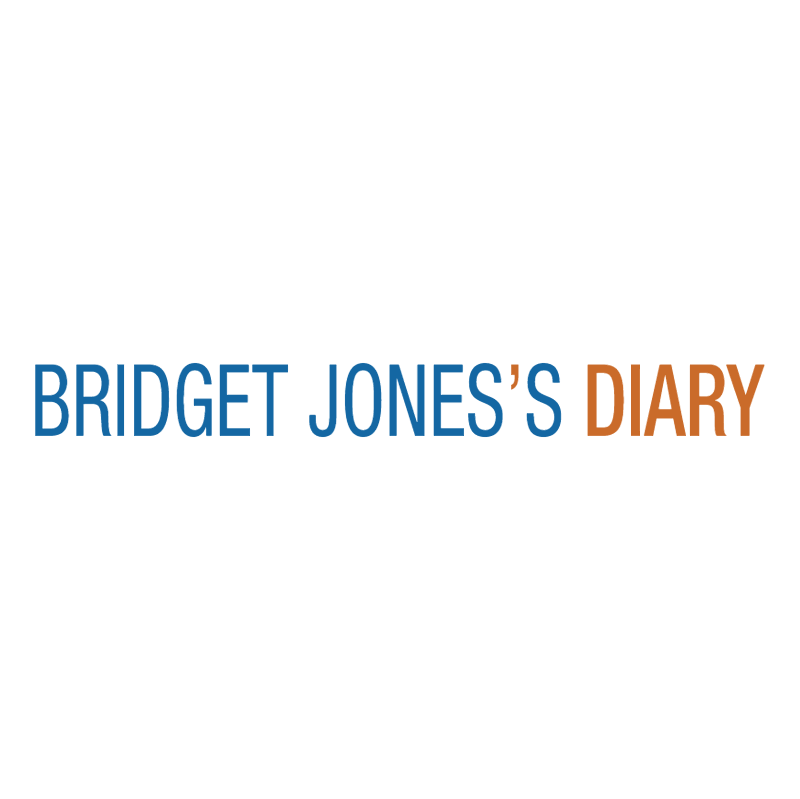 Bridget Jones's Diary 41672 vector logo