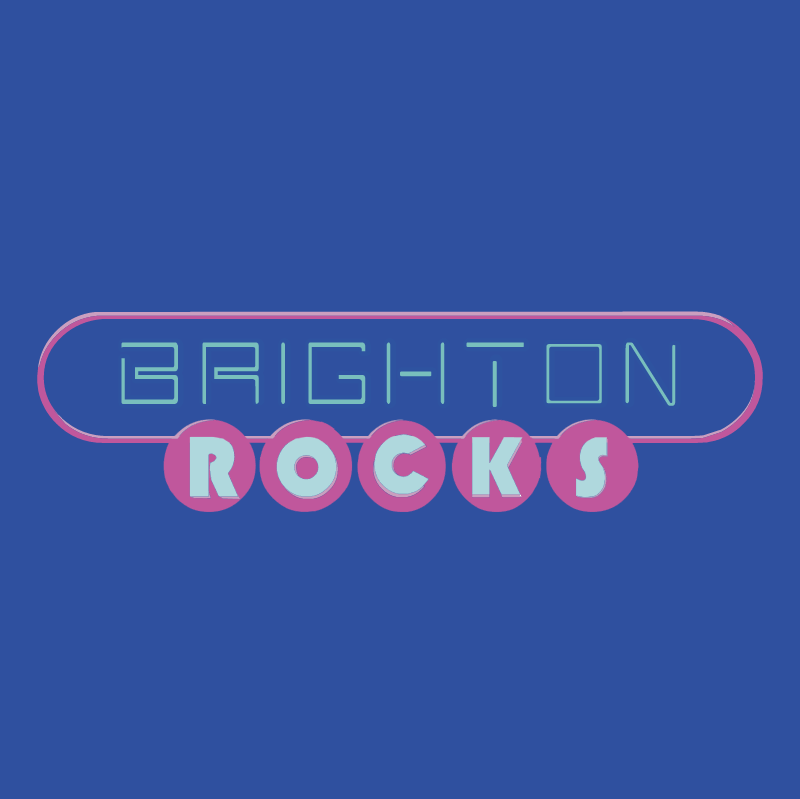 Brighton Rocks vector logo