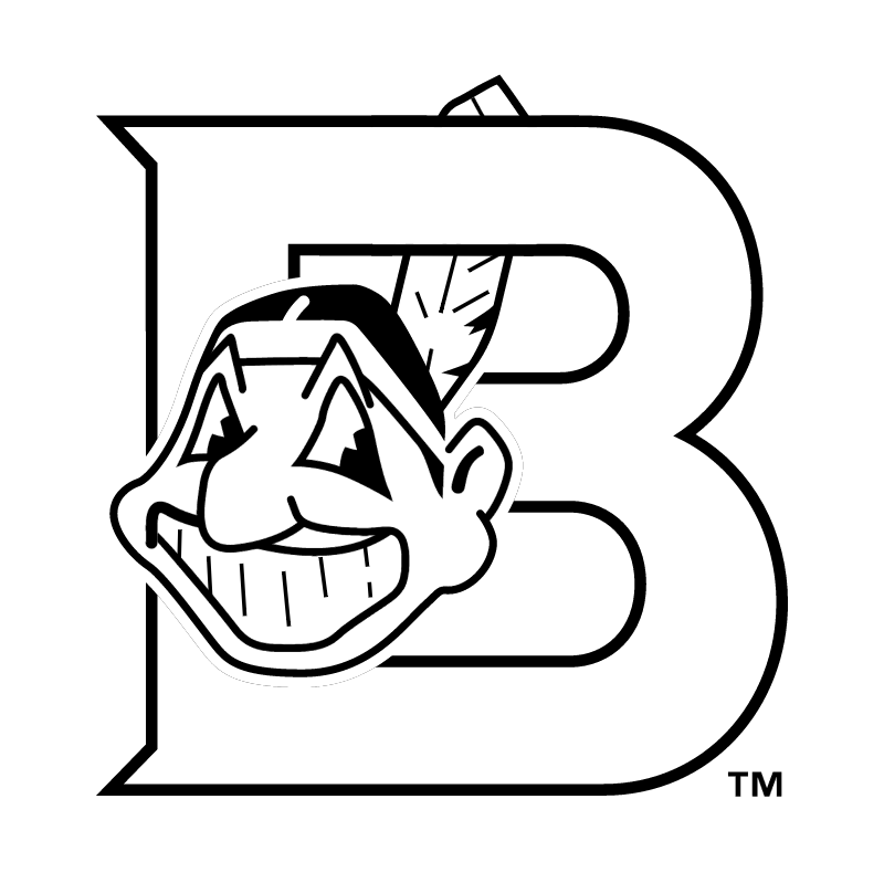 Burlington Indians vector