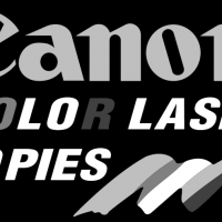 CANON COLOR COPIES vector