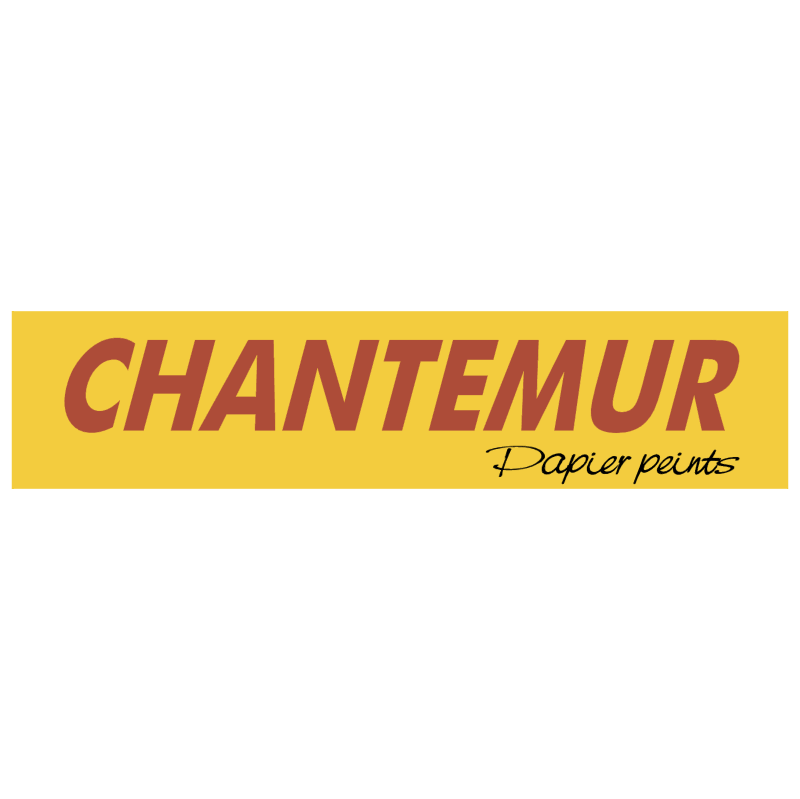 Chantemur Papier Peints 1166 vector logo