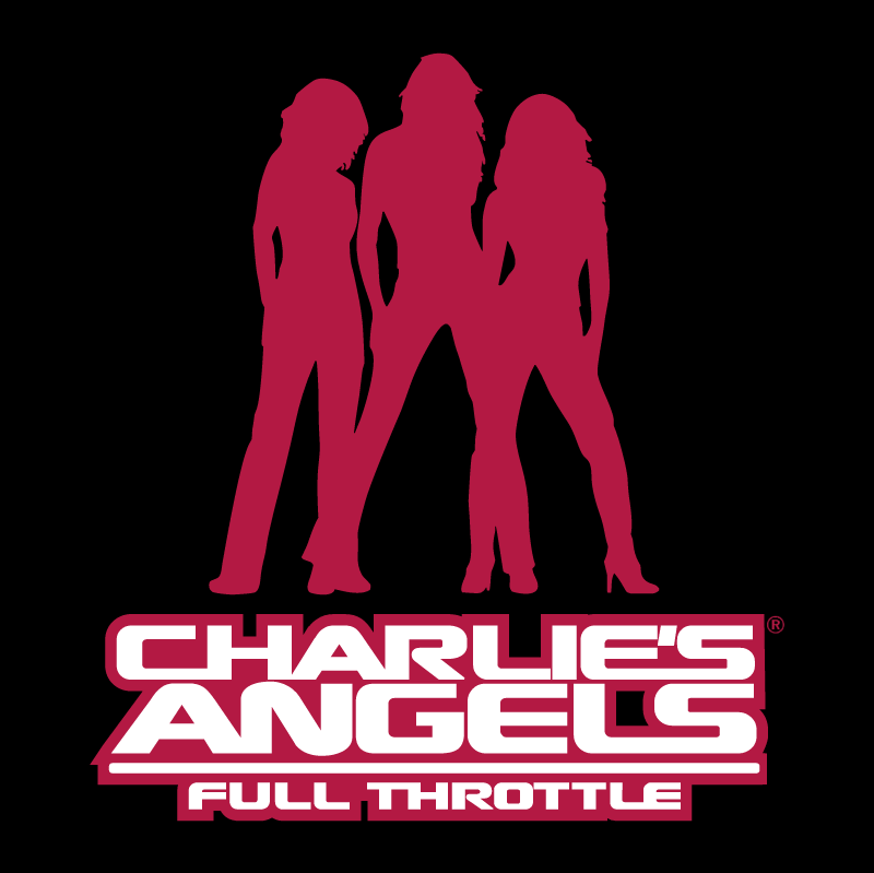 Charlie's Angels vector logo