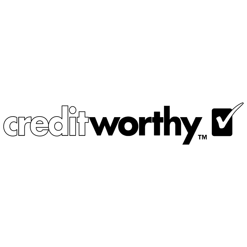 CreditWorthy vector