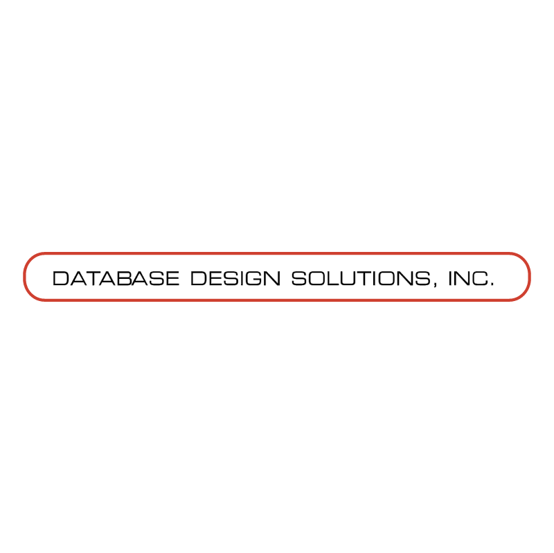 Database Design Solutions vector