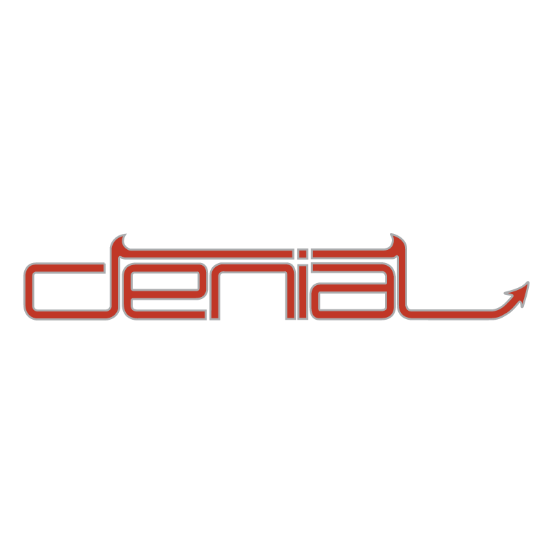 Denial Clothing vector