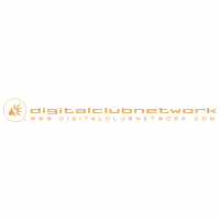 Digital Club Network vector