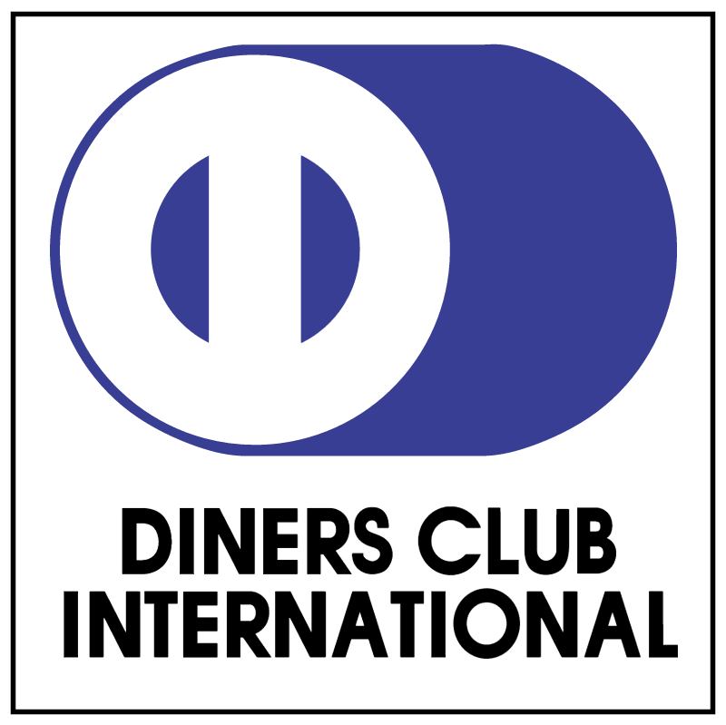 Diners Club International vector logo