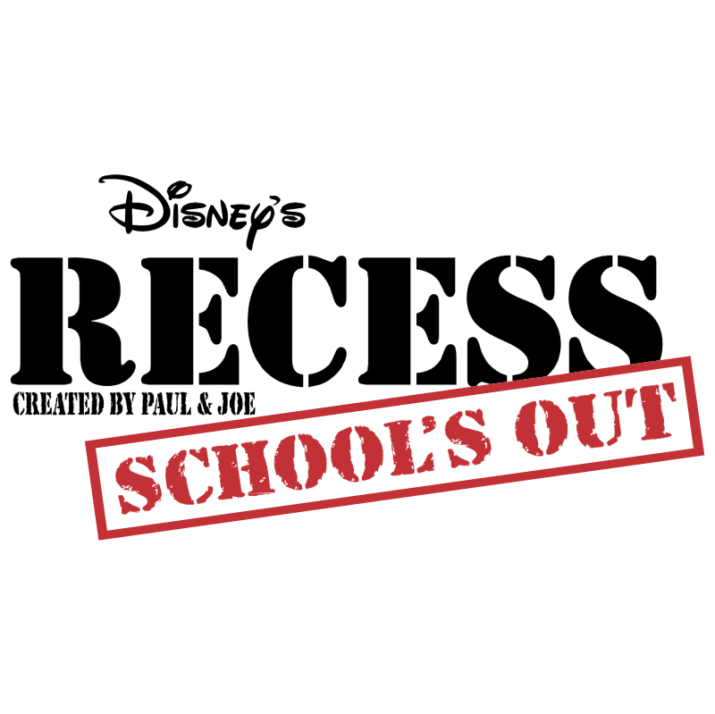 Disney's Recess School's Out vector