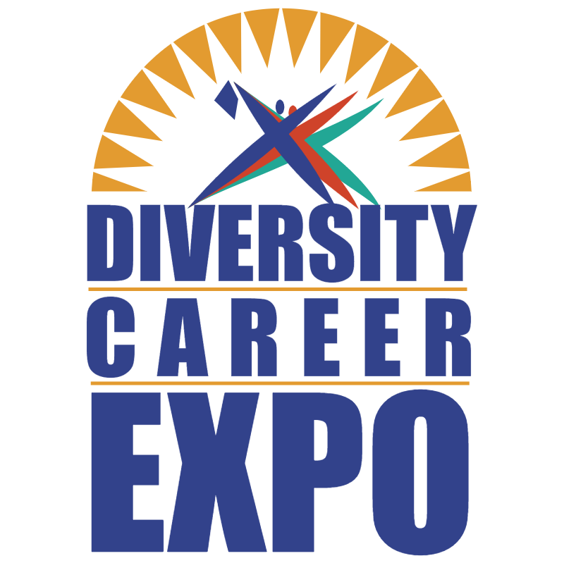 Diversity Career Expo vector