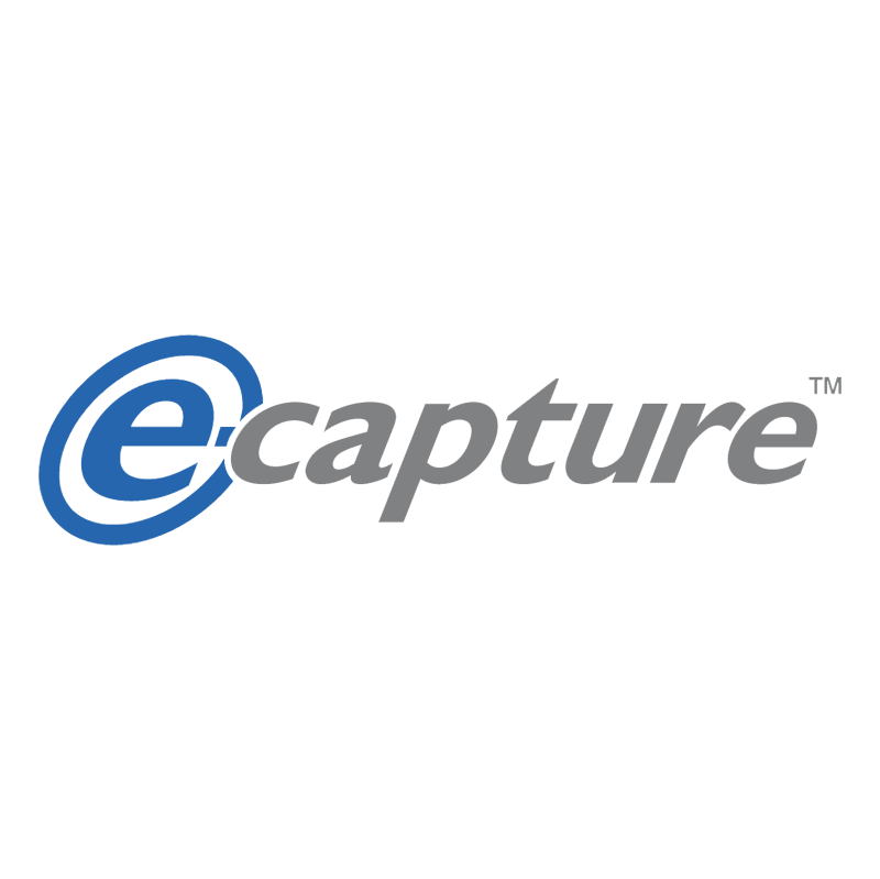 e capture vector logo