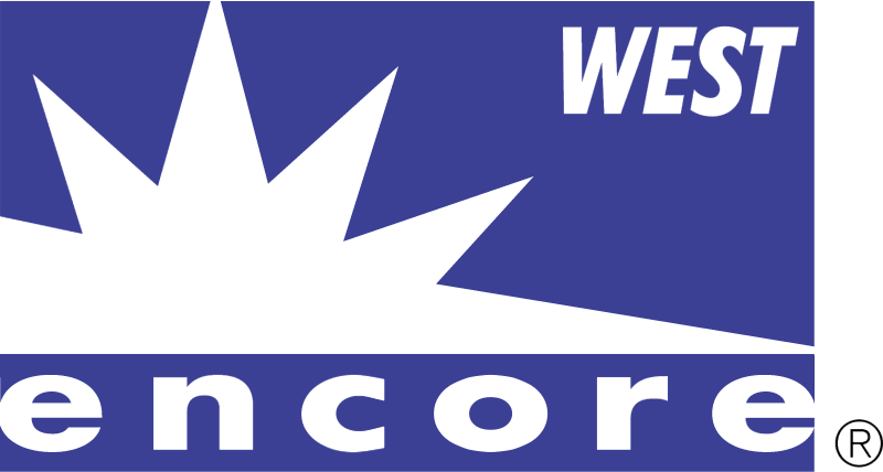 ENCORE WEST vector