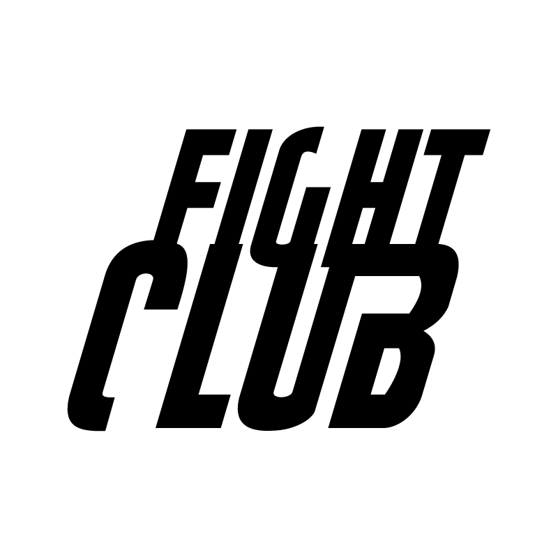 Fight Club vector