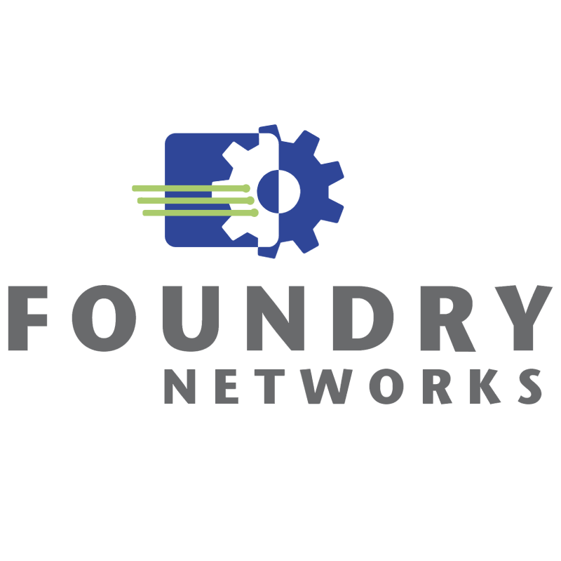 Foundry Networks vector