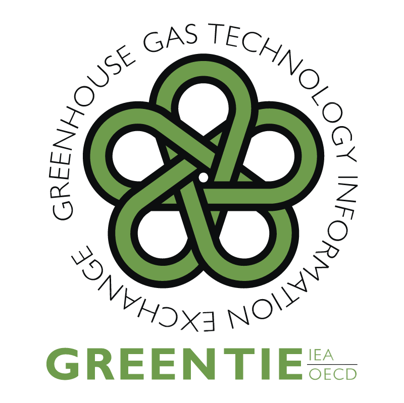 Greentie vector logo
