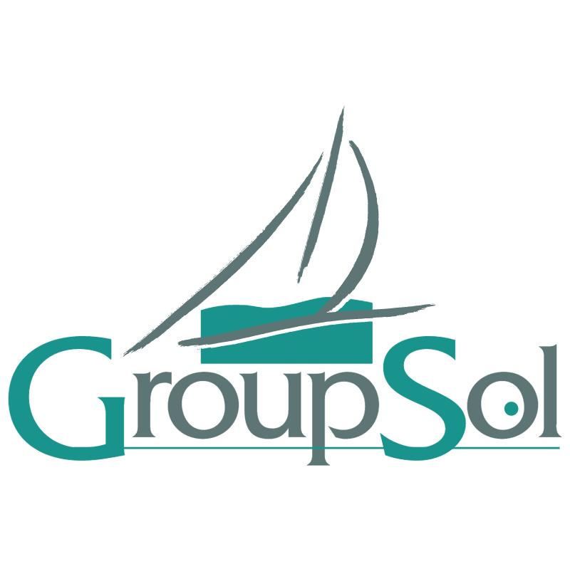 Group Sol vector logo