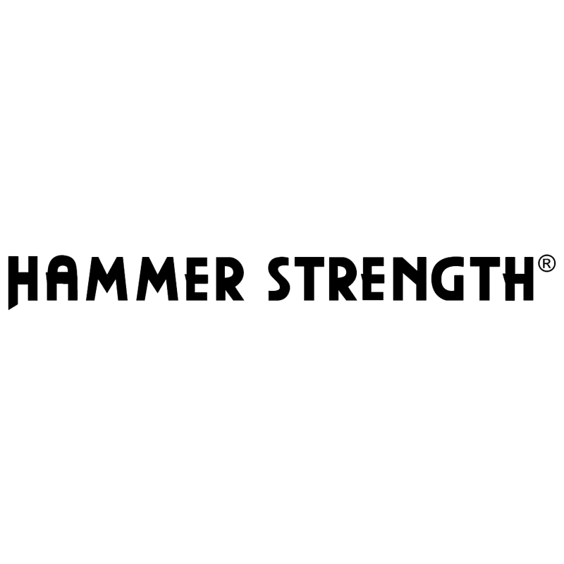 Hammer Strength vector