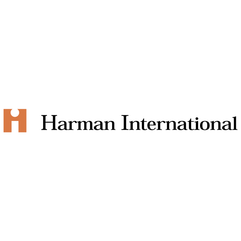 Harman International vector