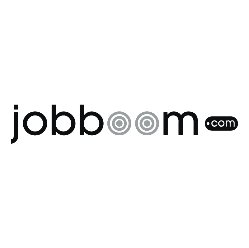 Jobboom com vector logo