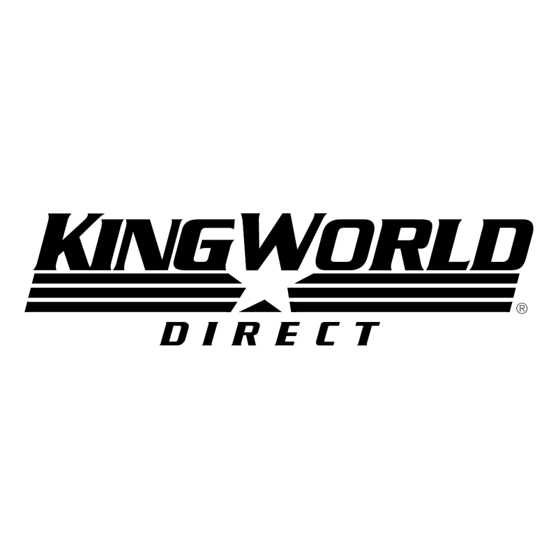 KingWorld Direct vector logo