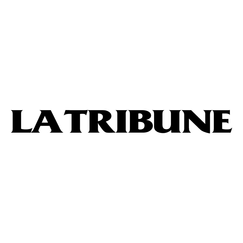 La Tribune vector