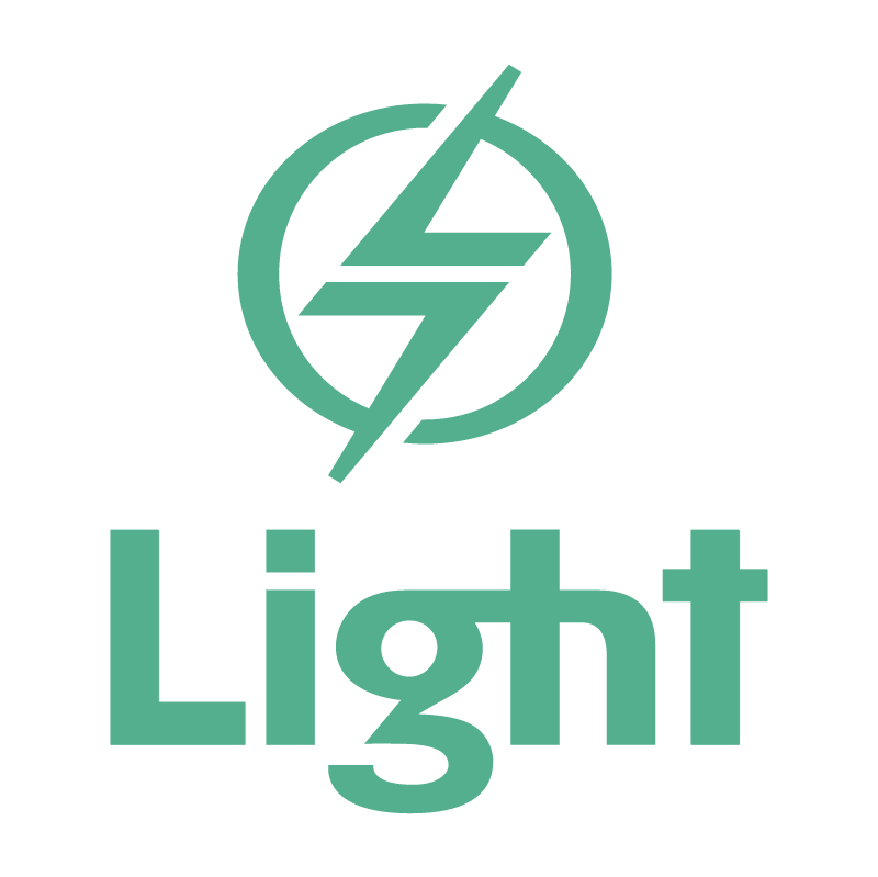 Light vector logo