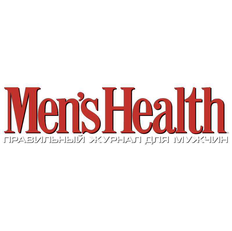 Men's Health vector