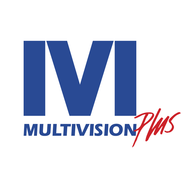 Multivision Plus vector logo