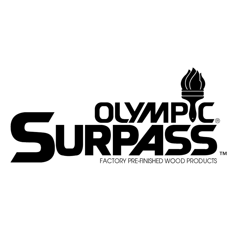 Olympic Surpass vector