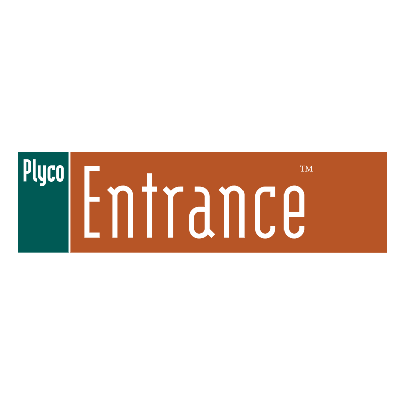 Plyco Entrance vector logo
