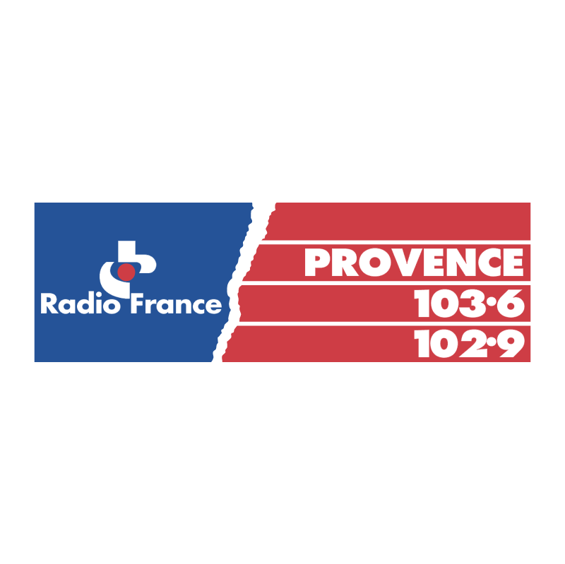 Radio France Provence vector logo