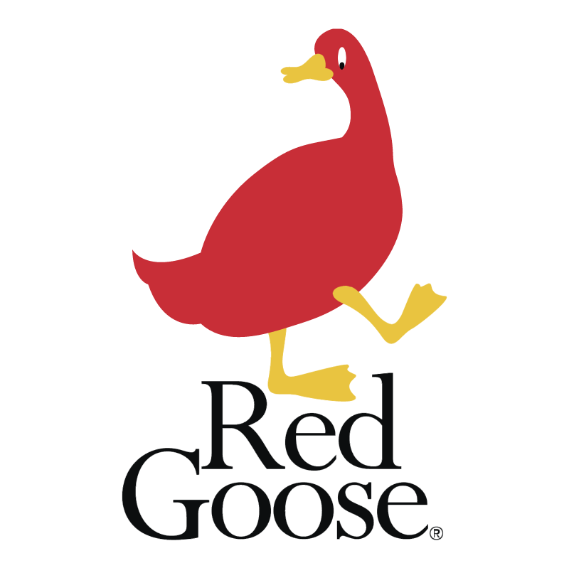 Red Goose vector