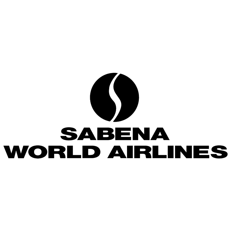 Sabena World Airlines vector
