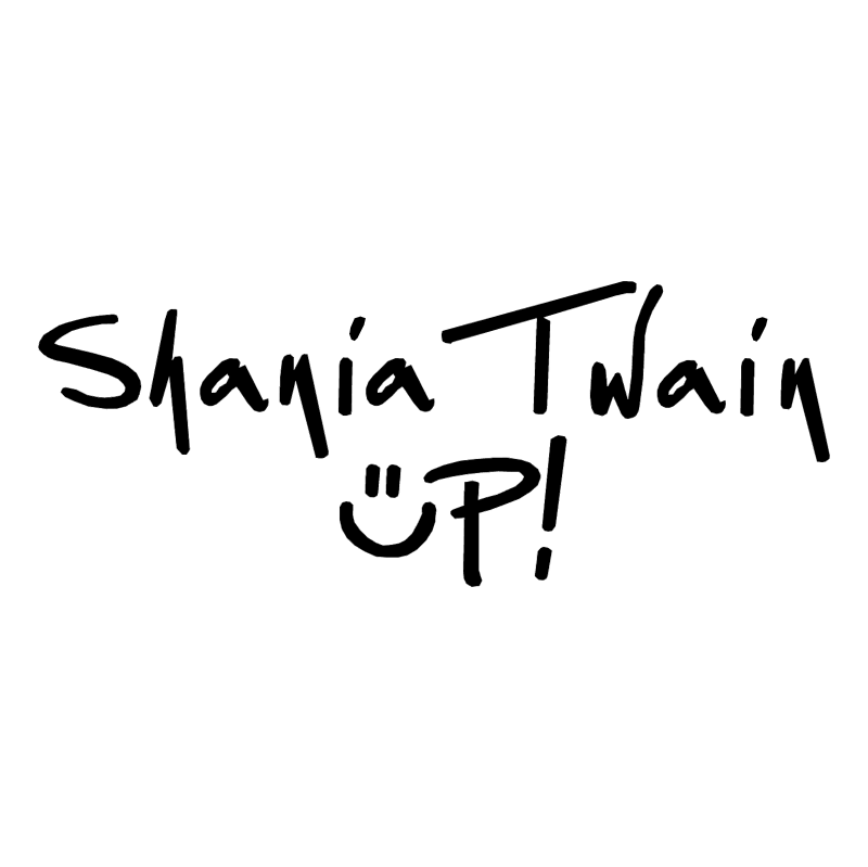 Shania Twain Up! vector