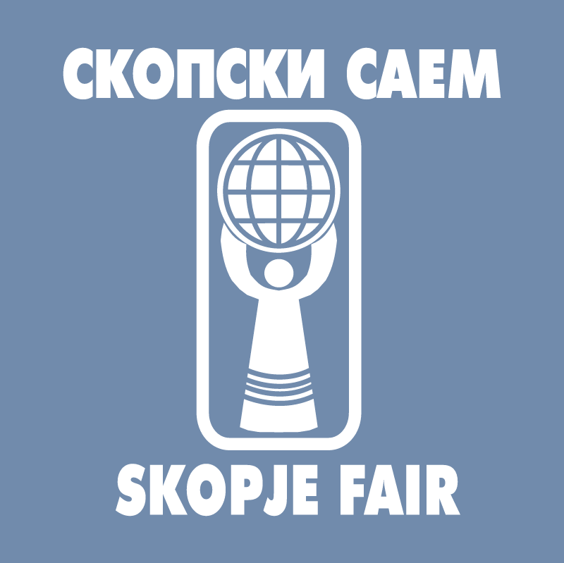 Skopje Fair vector
