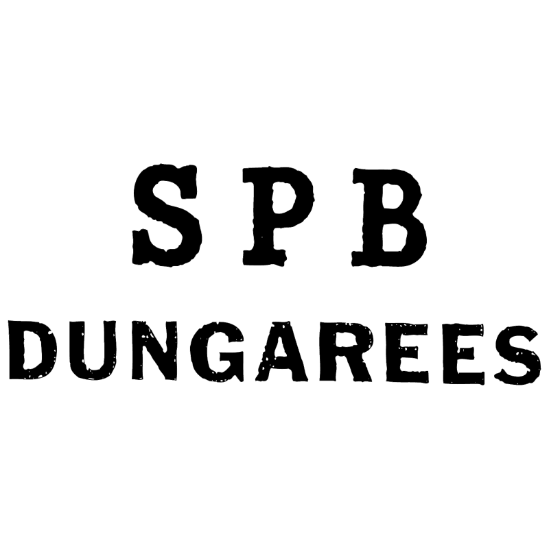 SPB Dungarees vector
