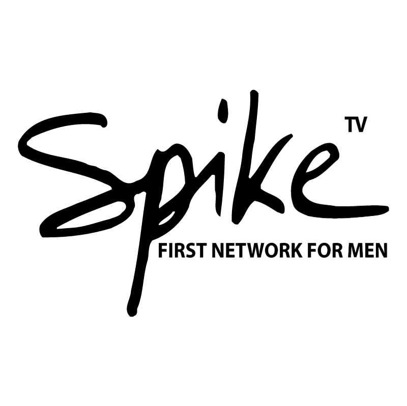 Spike TV vector