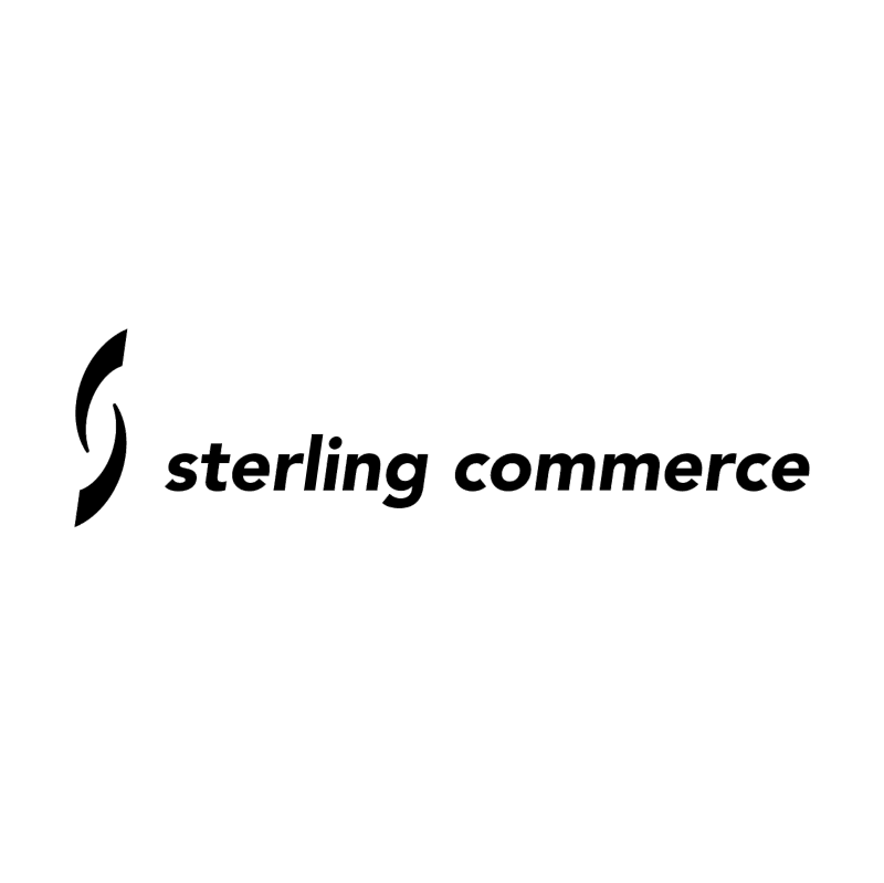 Sterling Commerce vector