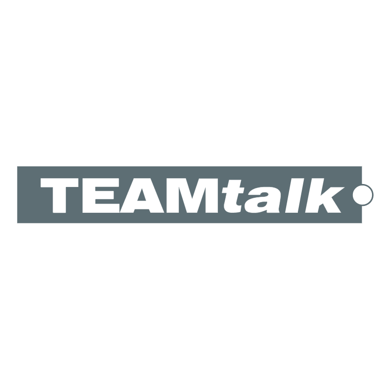 TEAMtalk vector