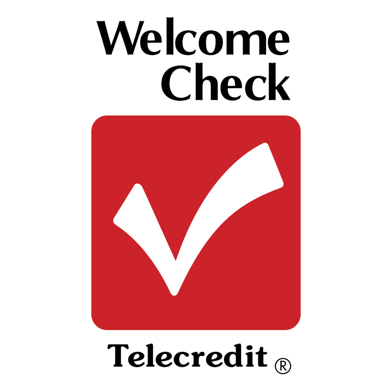 Telecredit vector logo