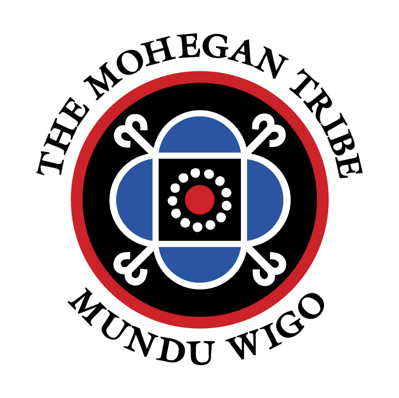 The Mohegan Tribe Mundu Wigo vector