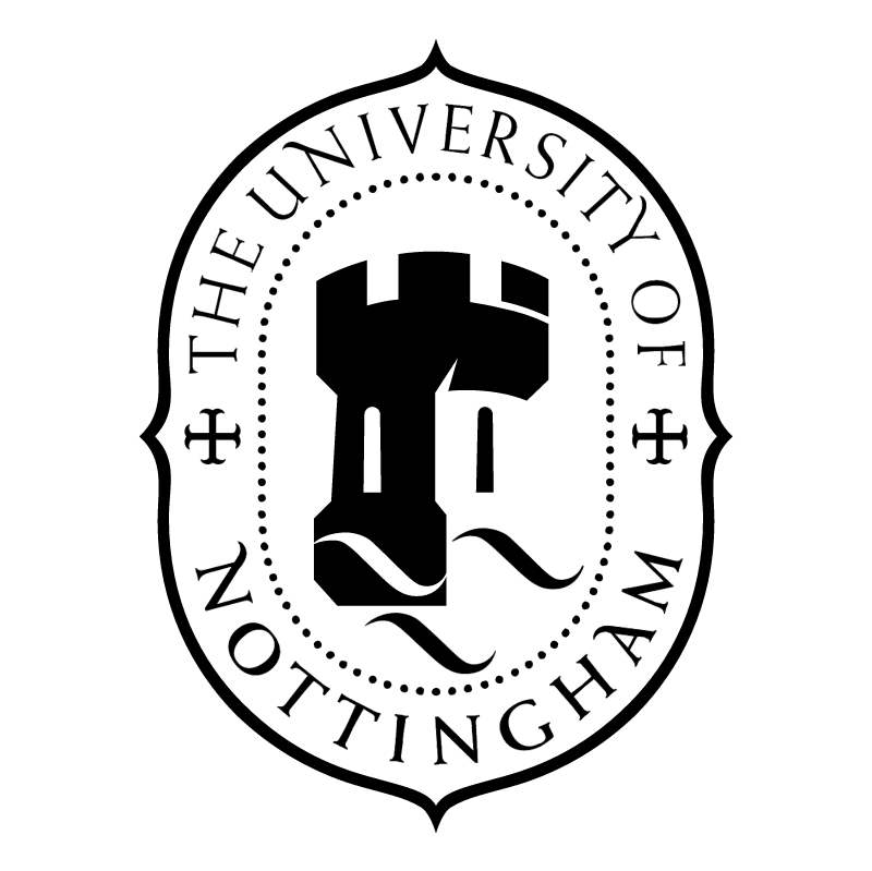 The University of Nottingham vector logo