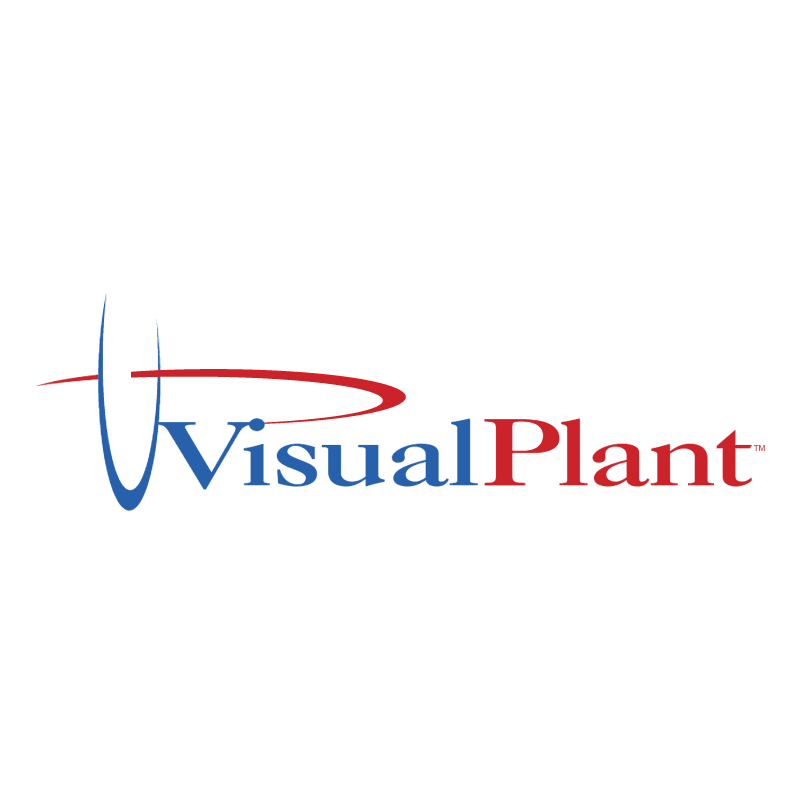 VisualPlant vector logo