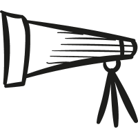Draw Telescope vector