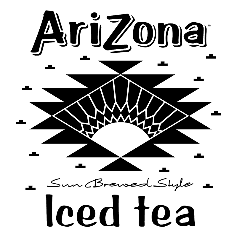 Arizona Iced Tea vector