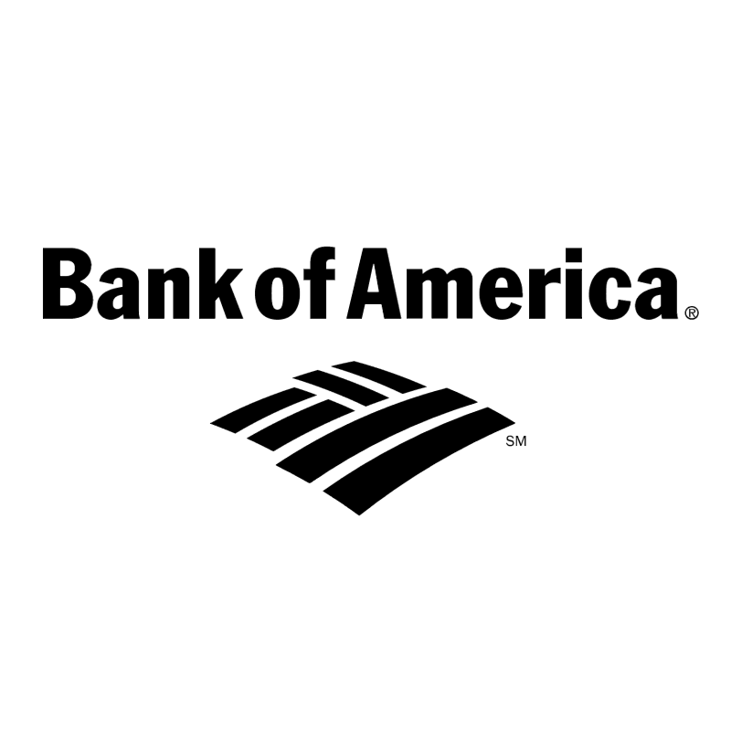 Bank of America vector logo